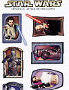 Mainland Star Wars Stickers